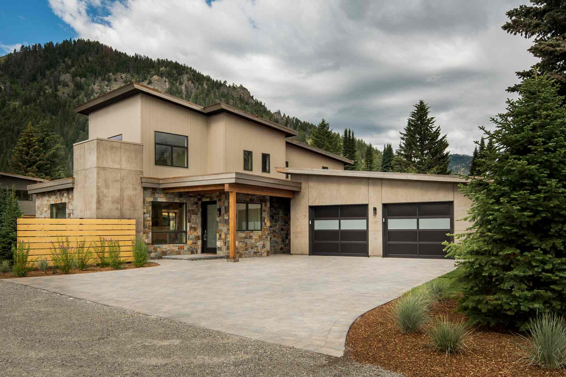 Single Family Home for Sale at Architecturally Stunning 1301 Warm Springs Rd Ketchum, Idaho 83340 United States
