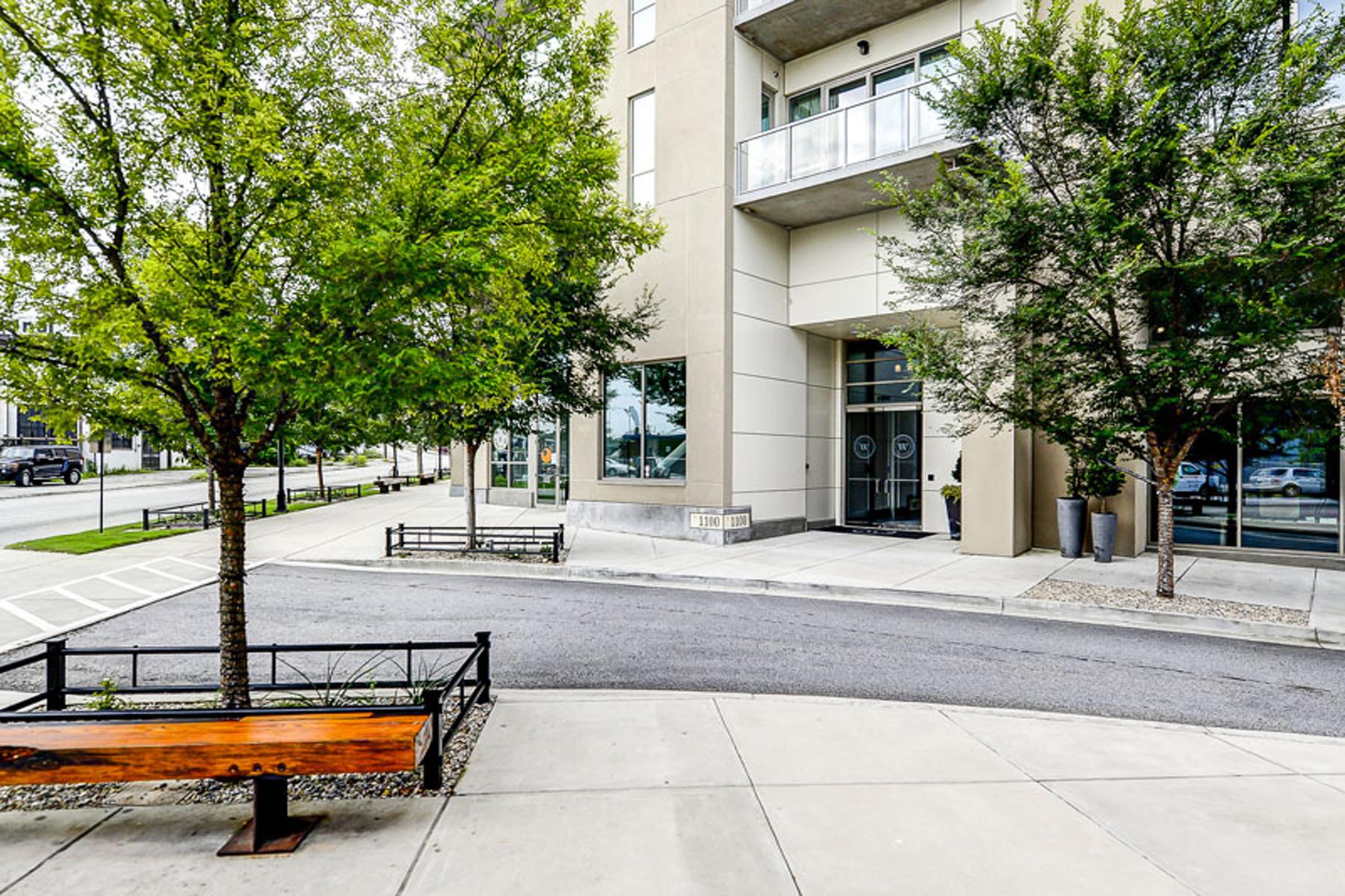 Property Of Amazing West Midtown Rental With Skyline Views