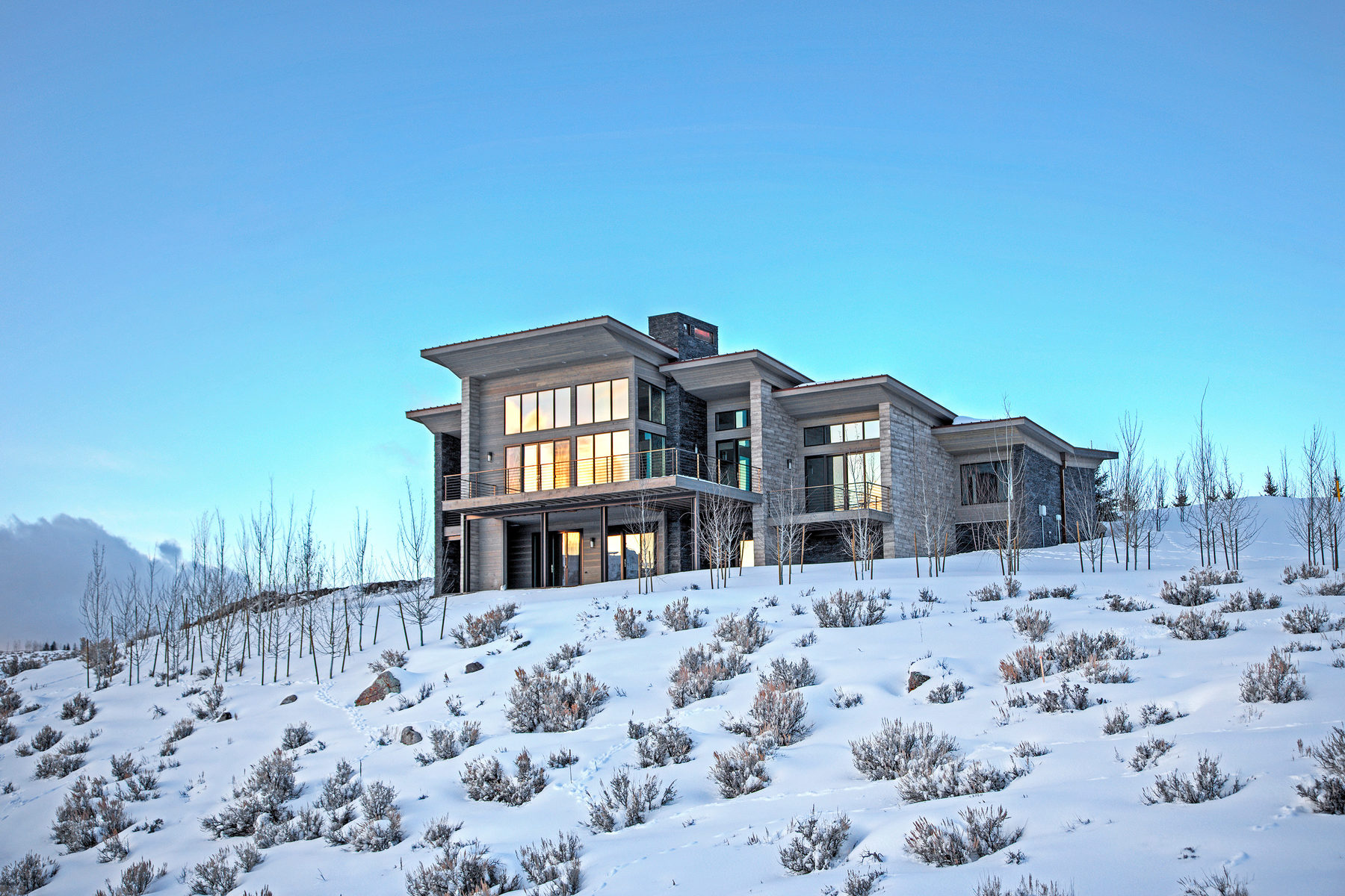 Single Family Home for Sale at New Nicklaus Golf Cabin Promontory 6407 Golden Bear Lp W Park City, Utah 84098 United States