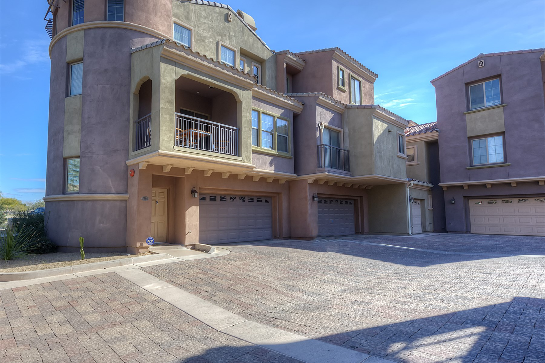Property For Sale at 3-Level Townhome in Fabulous North Phoenix Community of The Villages at Aviano