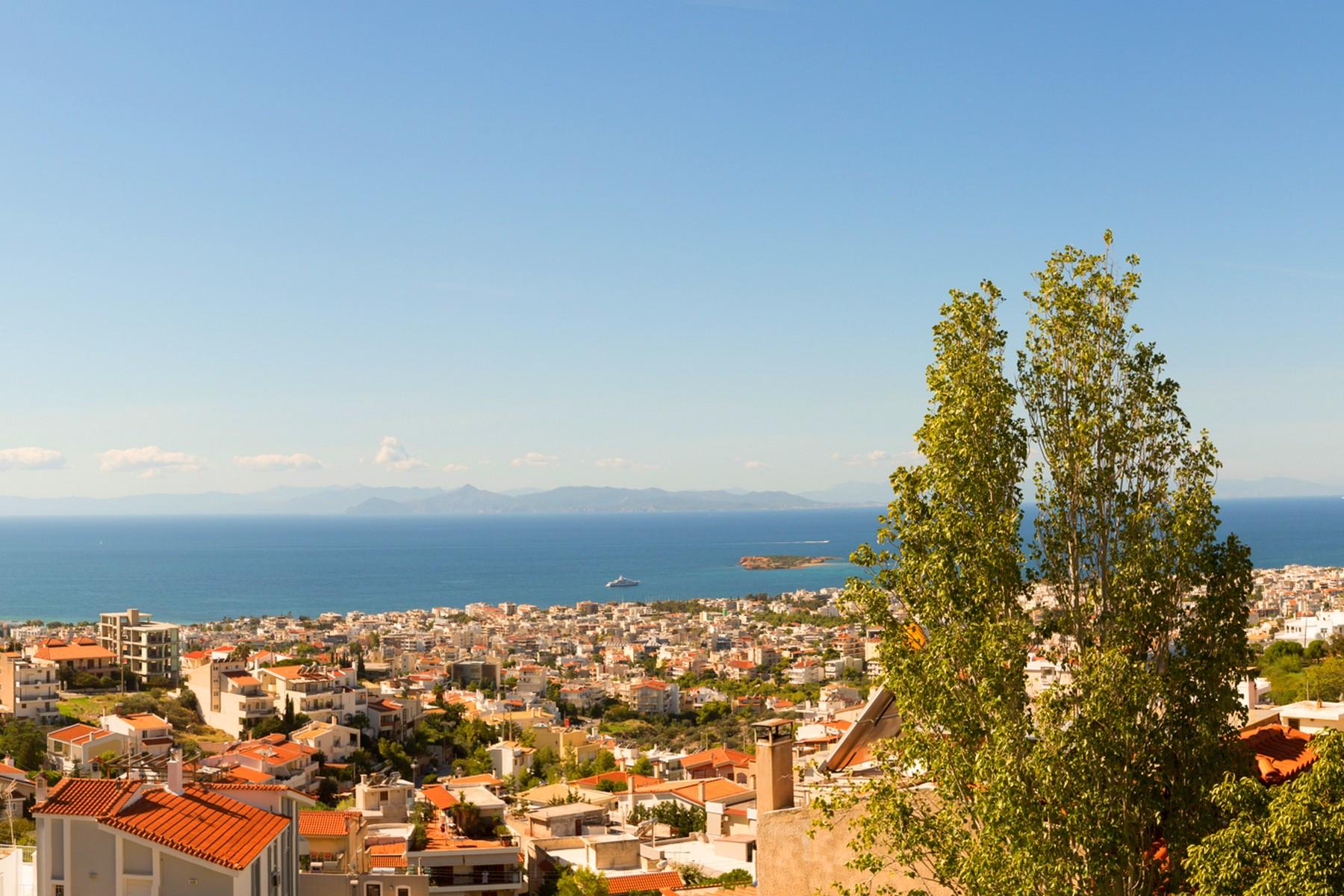 Villa per Vendita alle ore Demis Roussos' Villa Voula, Attica Grecia