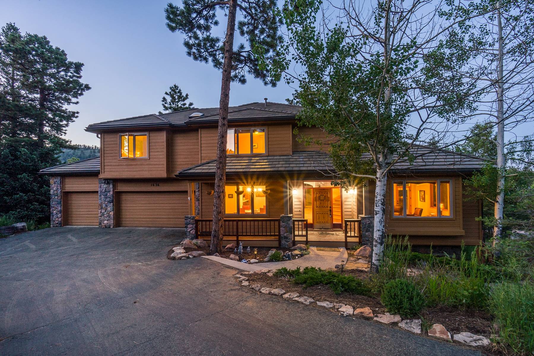 Property For Sale at North Evergreen Custom Home