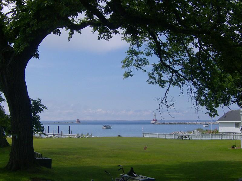 Multi-Family Home for Sale at Historic Mackinac Island Property 6673 Main Street Mackinac Island, Michigan 49757 United States