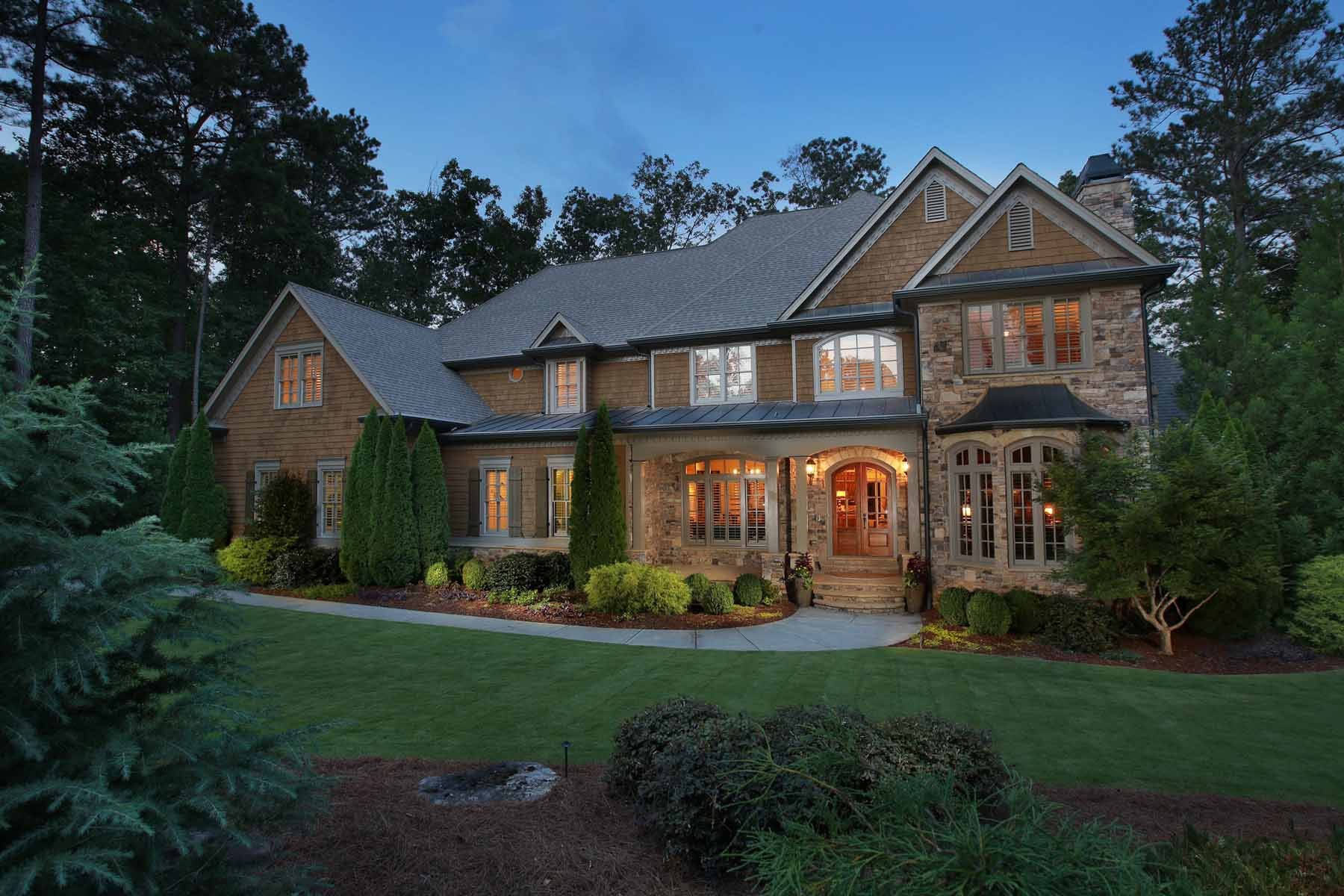 Terreno por un Venta en Location, Luxury and Privacy 108 Waters Edge Drive Woodstock, Georgia 30188 Estados Unidos