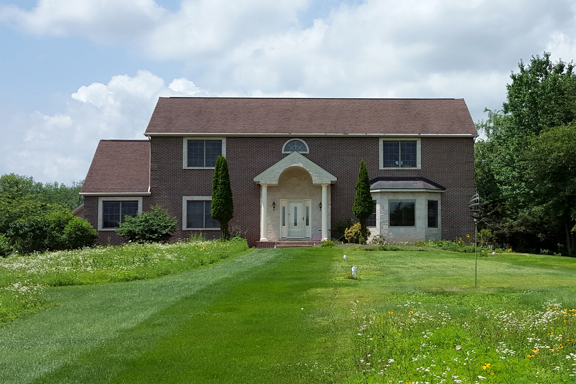 Property For Sale at Elegant and Energy-Efficient on 6+ Idyllic Acres - Montgomery Township