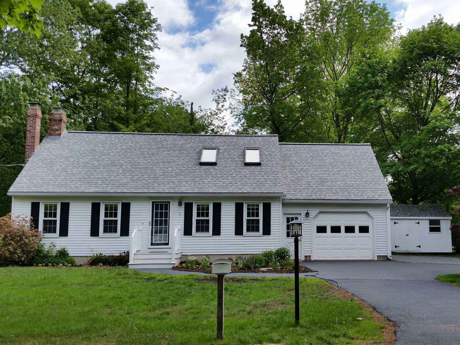 Single Family Home for Sale at York Village Cape 1 Camden Avenue York, Maine 03909 United States