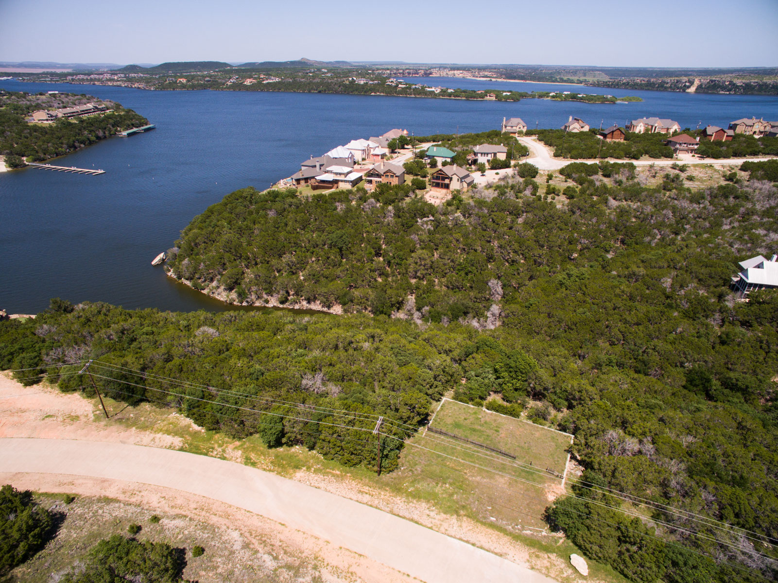 sales property at The Cliffs at Possum Kingdom