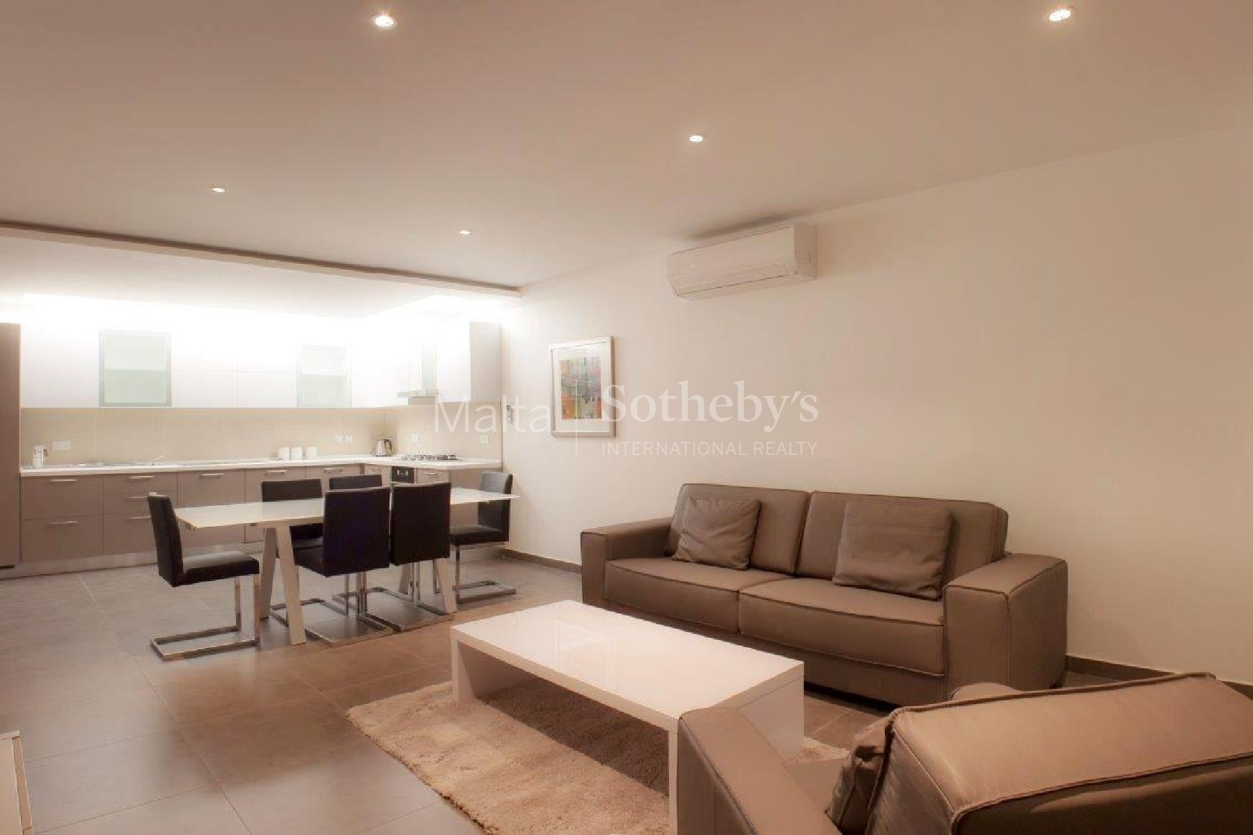Property Of Large Seafront Apartment