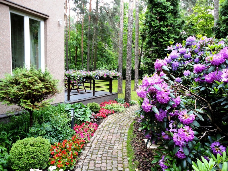 Property For Sale at Exclusive private house in Mežaparks in Riga