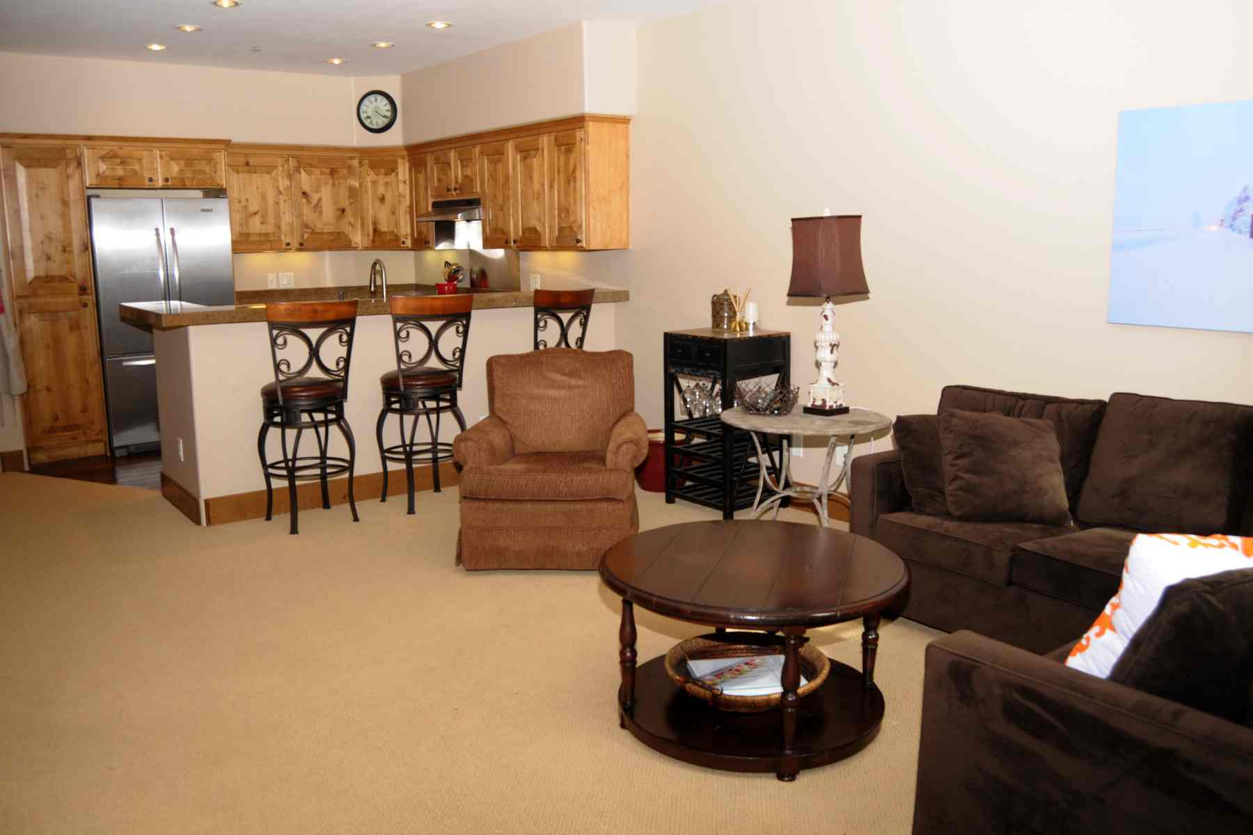 Condominium for Sale at In-Town Living 605 S. Main Street #23 Ketchum, Idaho, 83340 United States