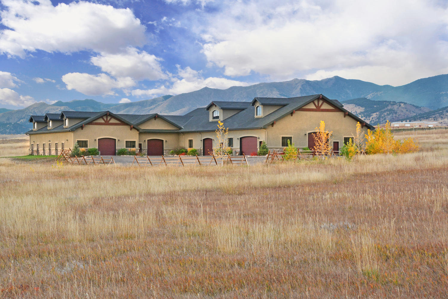 Farm / Ranch / Plantation for Active at Executive Horse Lover's Ranch 5680 Saint Vrain Rd Longmont, Colorado 80503 United States