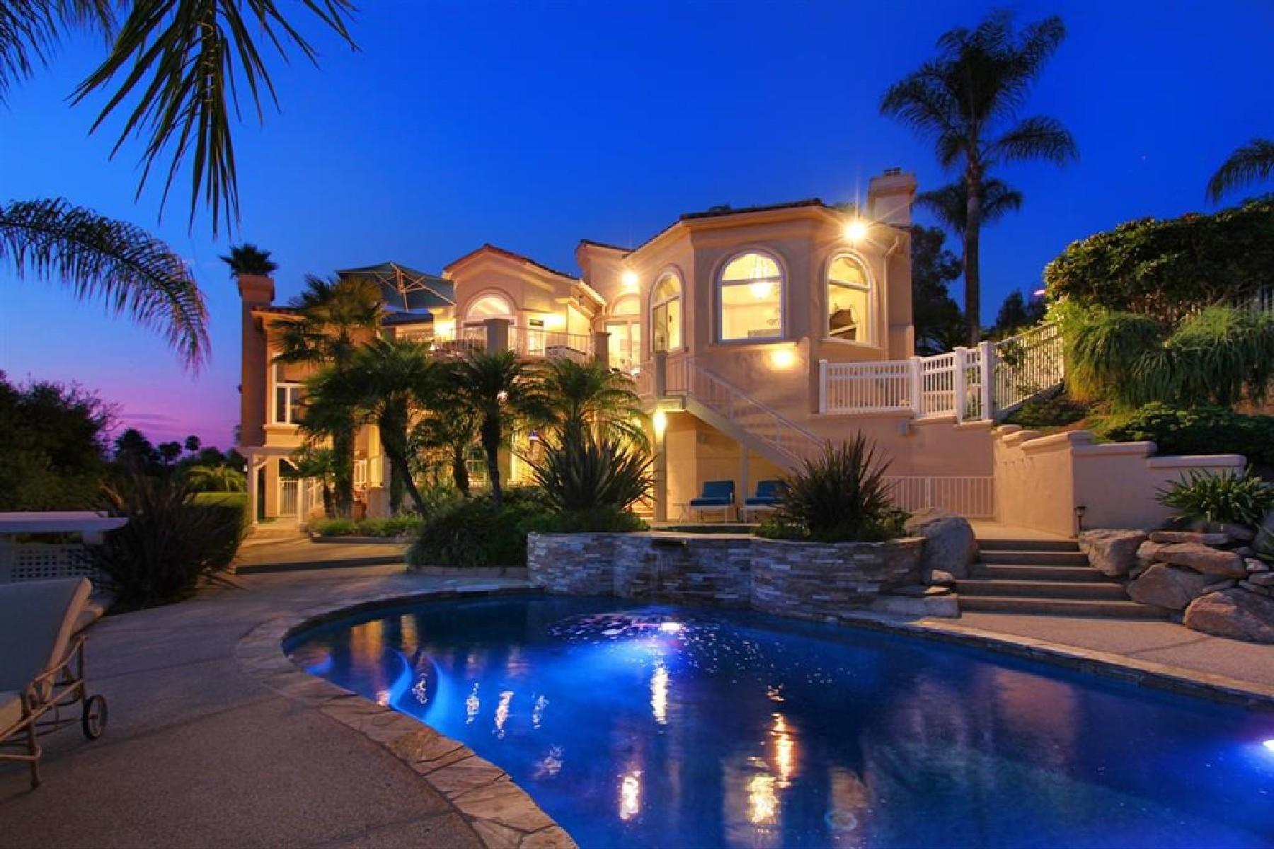 一戸建て のために 売買 アット Oak Canyon 2411 Oak Canyon Place Escondido, カリフォルニア, 92025 アメリカ合衆国