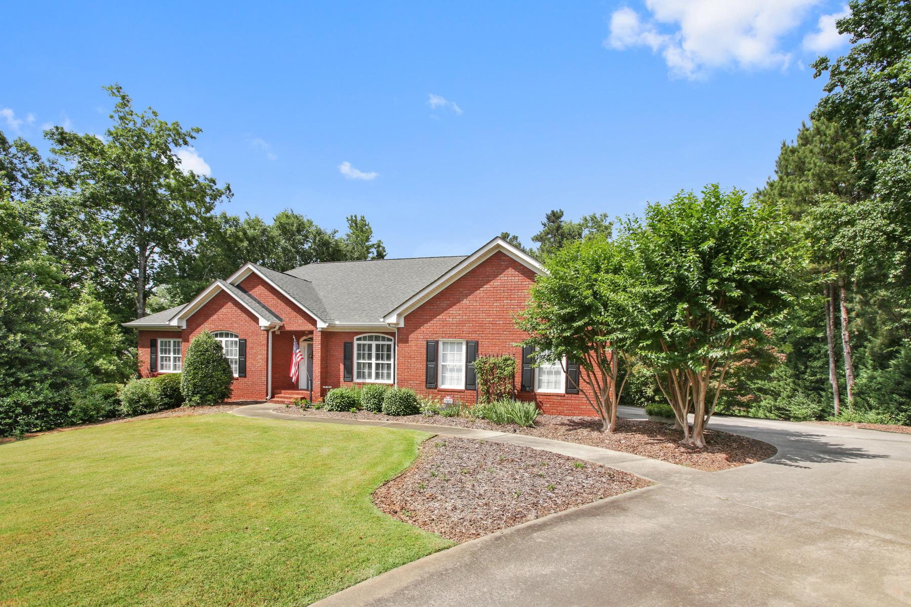 Nhà ở một gia đình vì Bán tại Gourmet's Chef's Kitchen and Private Backyard 155 Lawn Market Sharpsburg, Georgia, 30277 Hoa Kỳ