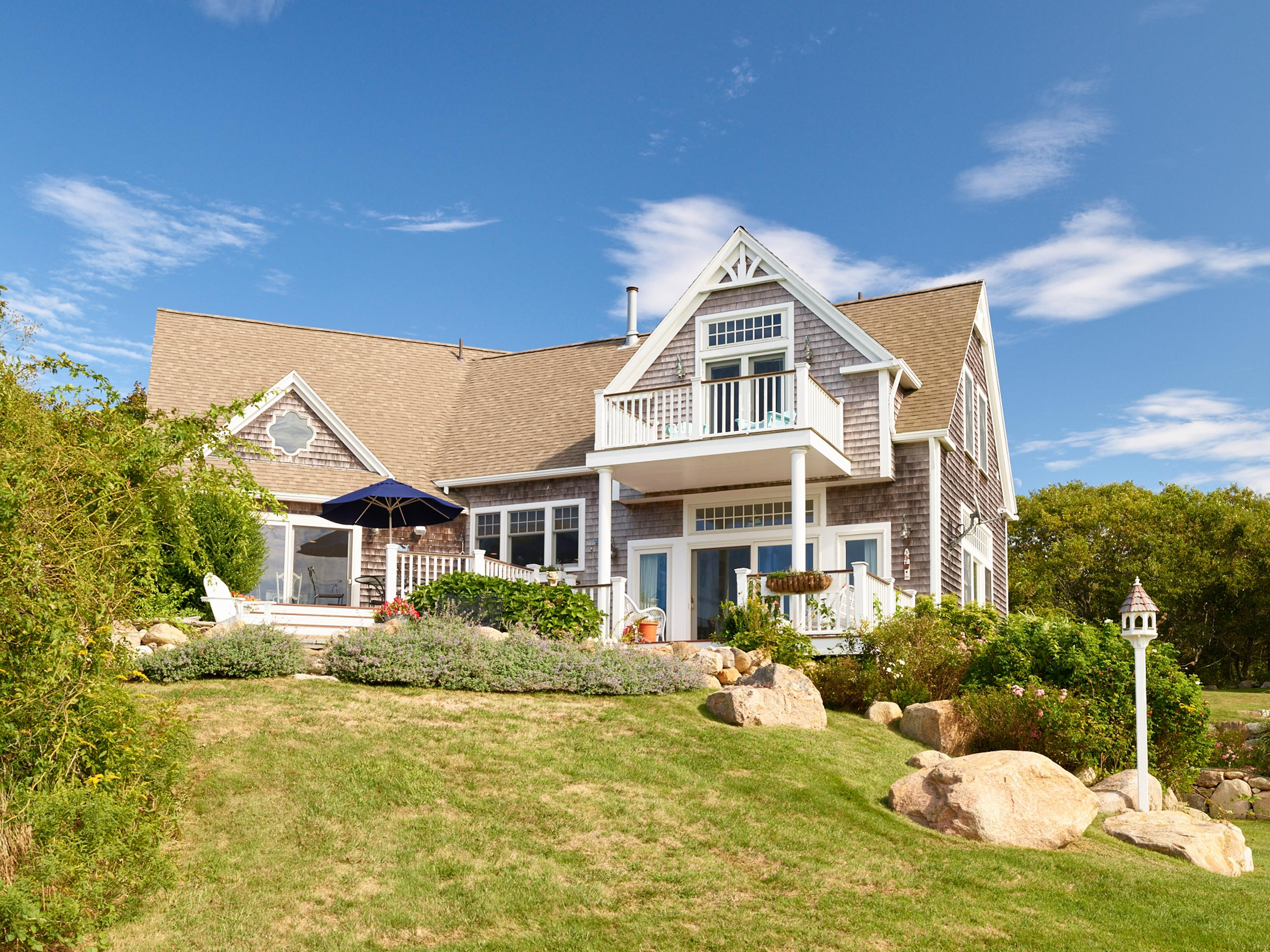 Single Family Home for Sale at Fallon 1507 West Side Road Block Island, Rhode Island, 02807 United States