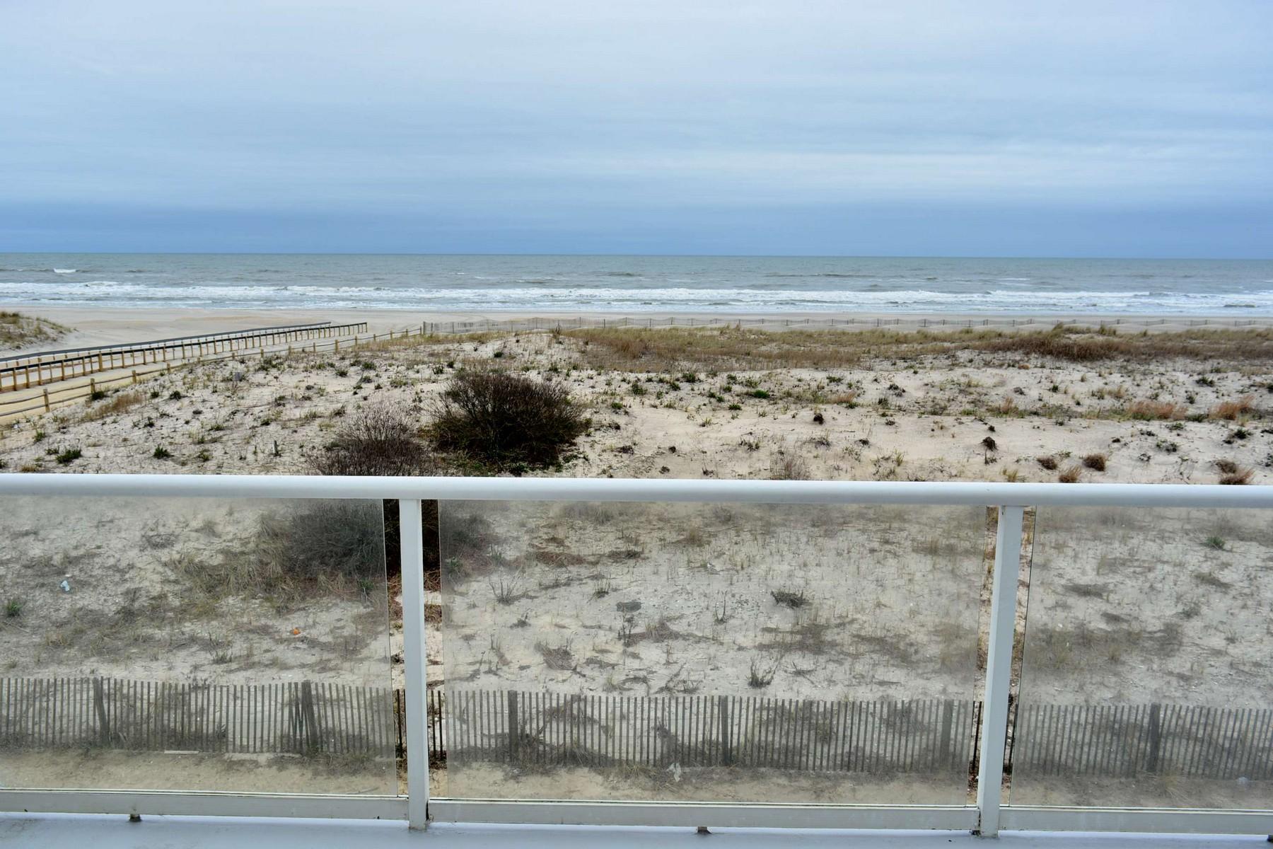 Piso por un Venta en Ocean Front Condo 3406 Wesley Avenue Unit D Ocean City, Nueva Jersey, 08226 Estados Unidos