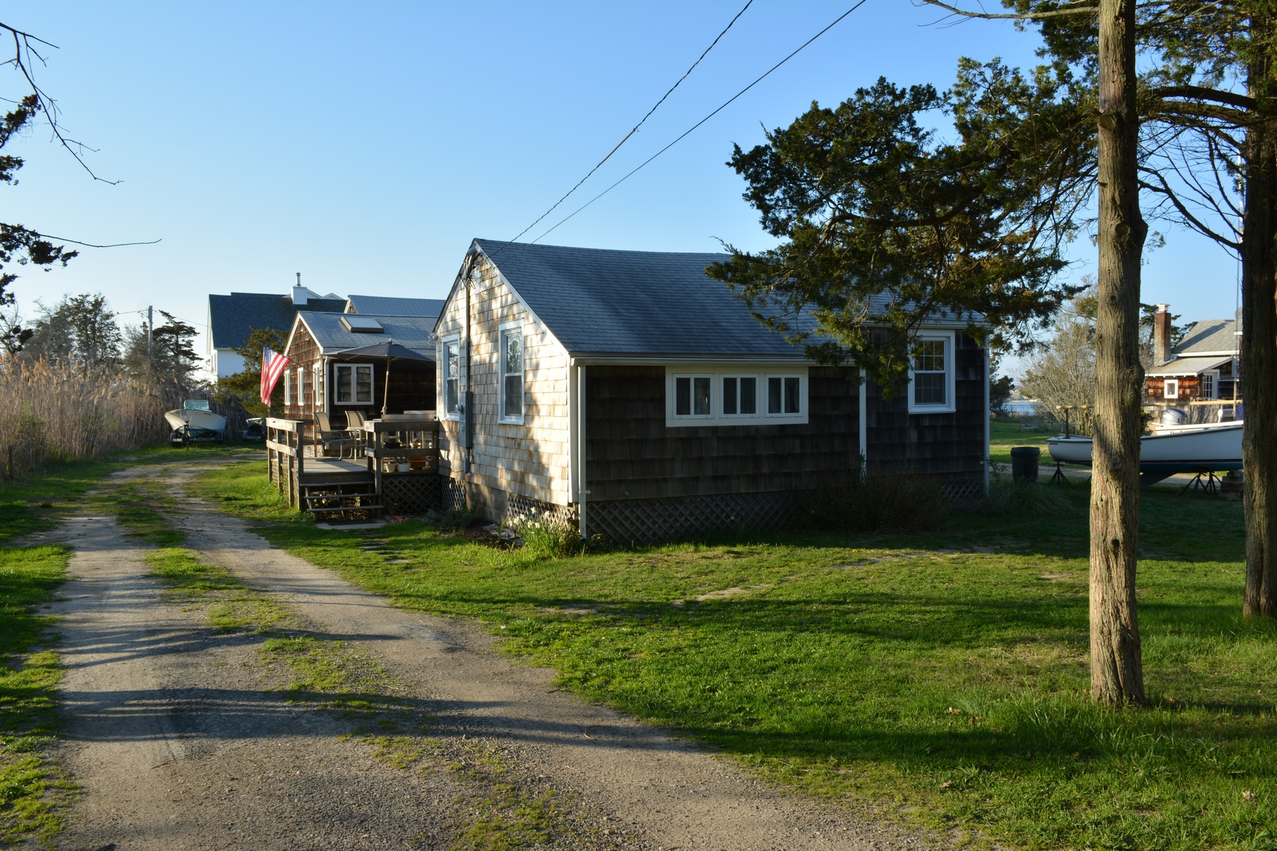 Single Family Home for Sale at Steps to Beach 77 Moriches Island Road East Moriches, New York 11940 United States