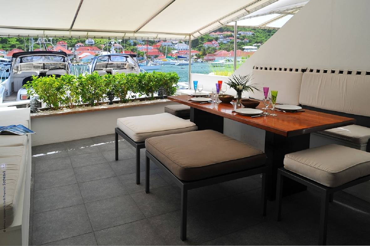 Condominium for Sale at Apartment Le Marlin Gustavia, St. Barthelemy