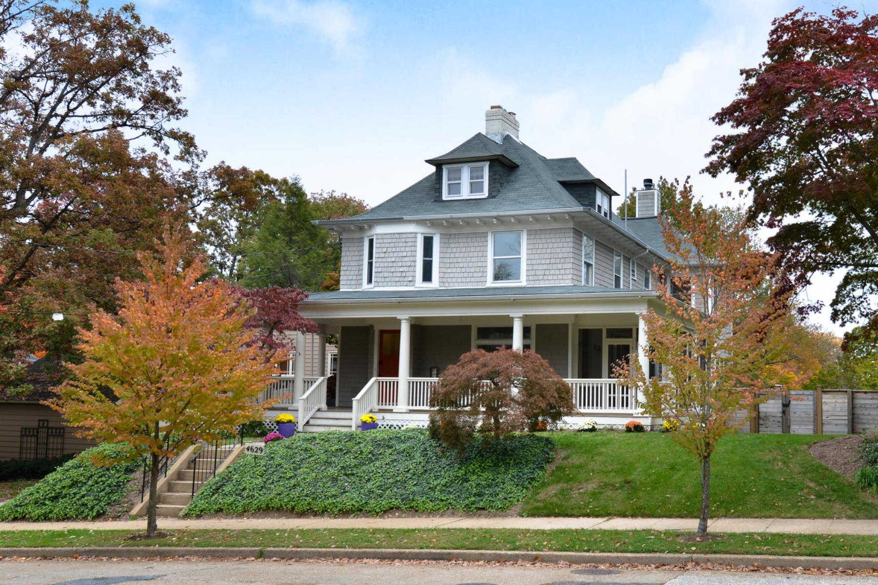 Single Family Home for Sale at 4629 30th Street Nw, Washington Washington, District Of Columbia 20008 United States