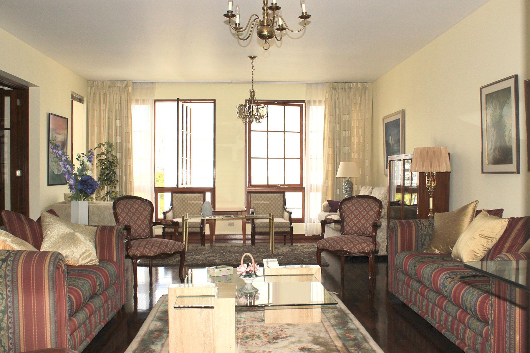 Appartamento per Affitto alle ore Departamento finamente amoblado en zona exclusiva de San Isidro Av. Jorge Basadre San Isidro, Lima, 27 Peru