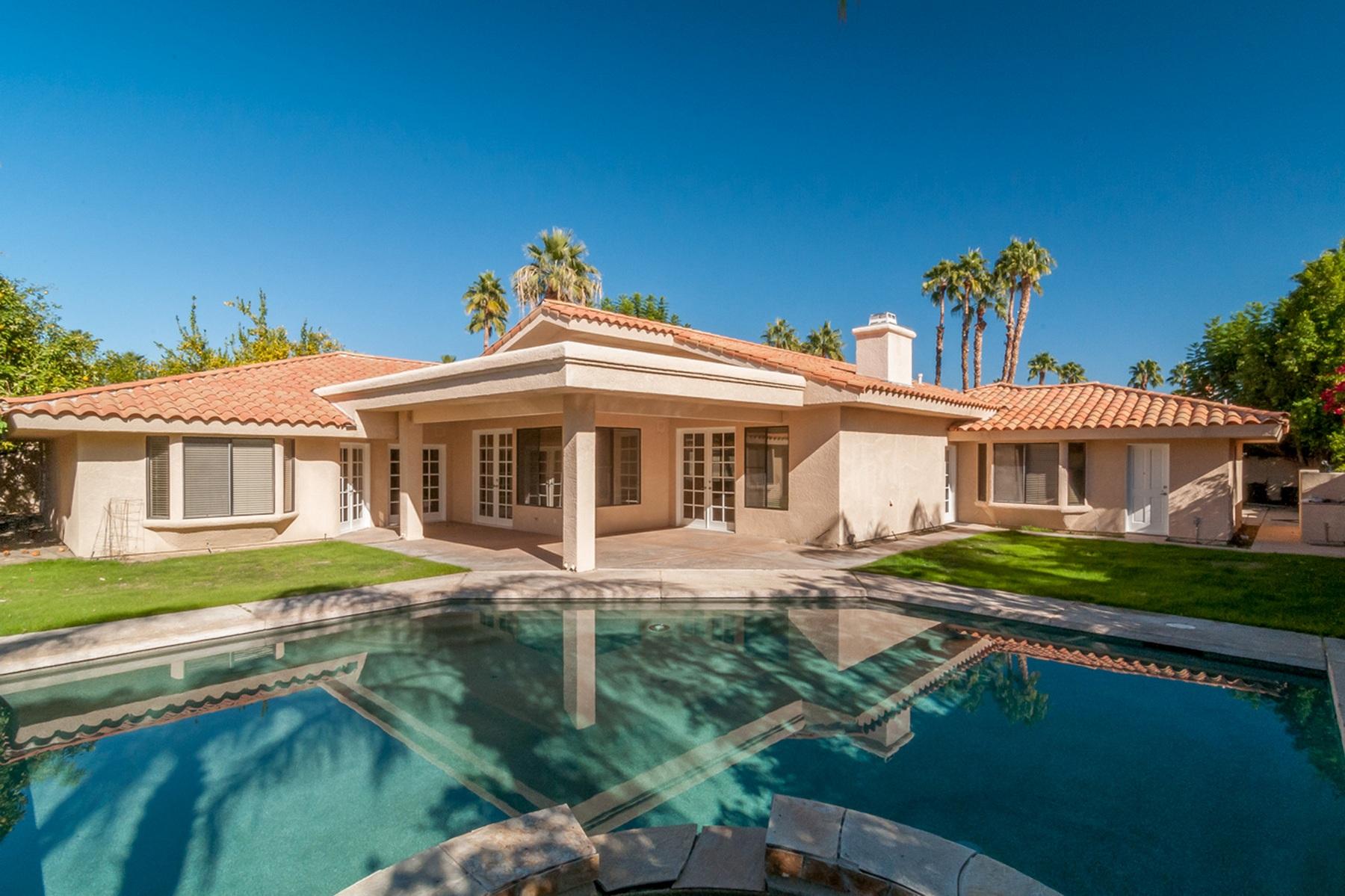 Maison unifamiliale pour l Vente à 45385 Santa Fe Cove Indian Wells, Californie 92210 États-Unis