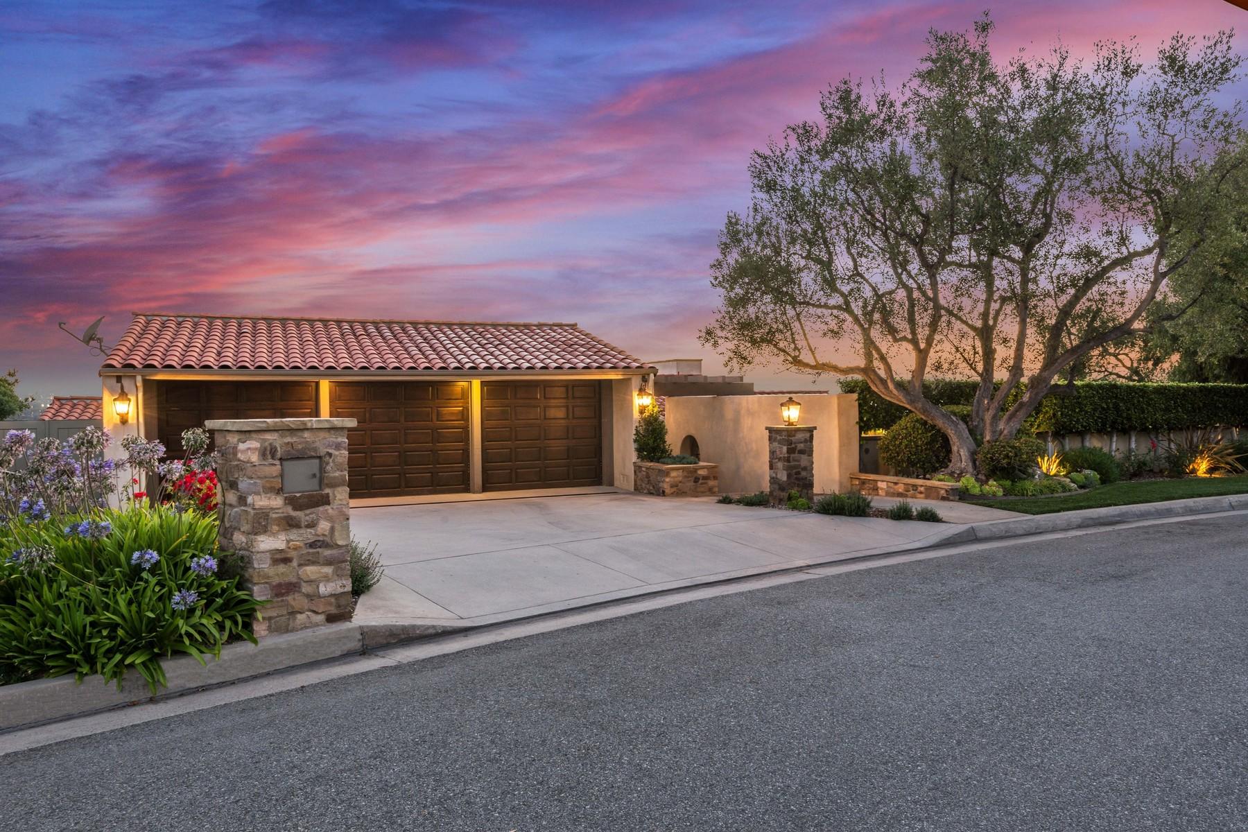 Villa per Vendita alle ore 1609 Via Barcelona Palos Verdes Estates, California 90274 Stati Uniti