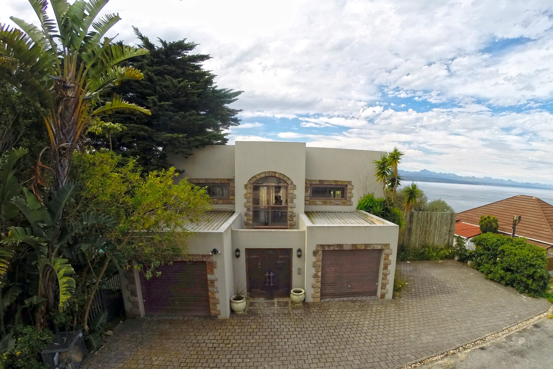 sales property at Interesting Old Plett Home