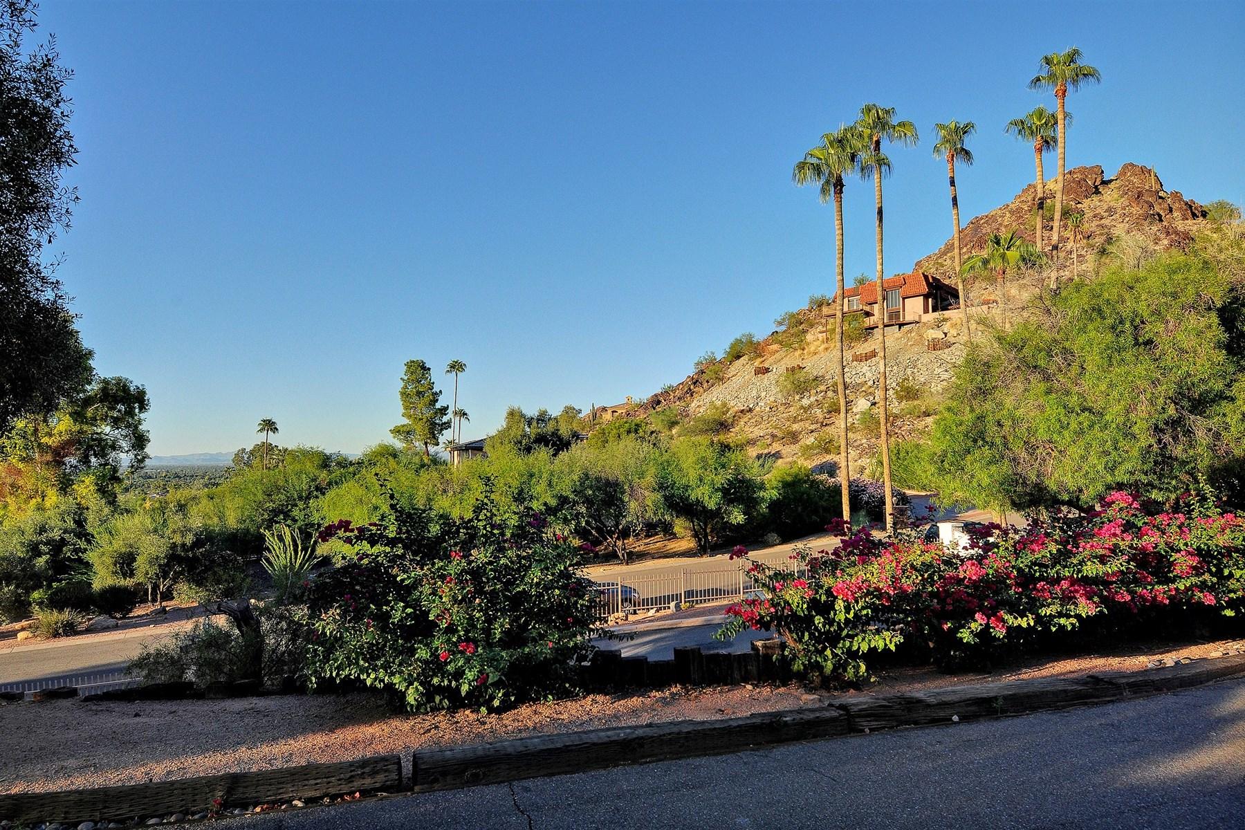 Vivienda unifamiliar por un Venta en Incredible Views on Private & Serene Street in Paradise Canyon 5301 E Paradise Canyon Rd Paradise Valley, Arizona 85253 Estados Unidos