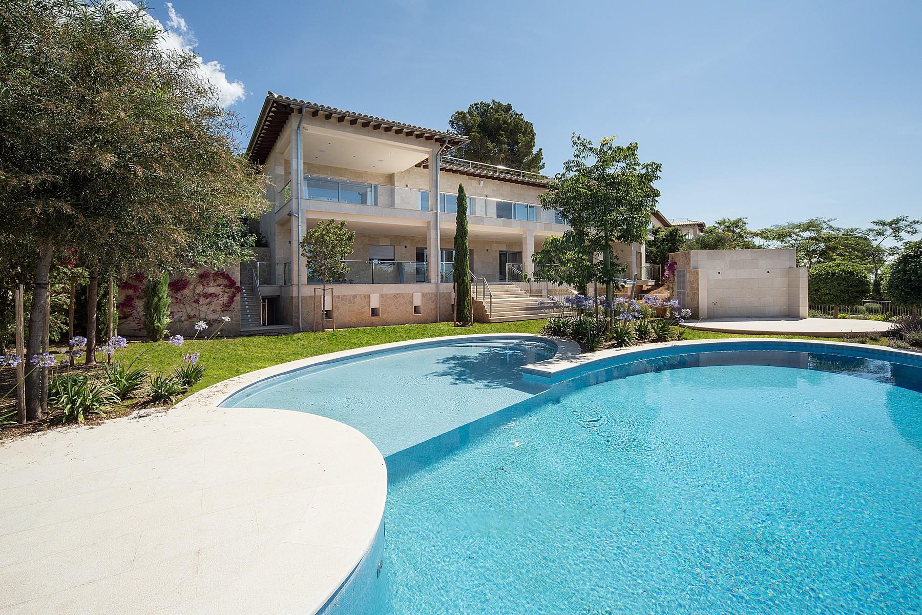 Einfamilienhaus für Verkauf beim Luxusvilla in Portals Portals, Mallorca, 07181 Spanien
