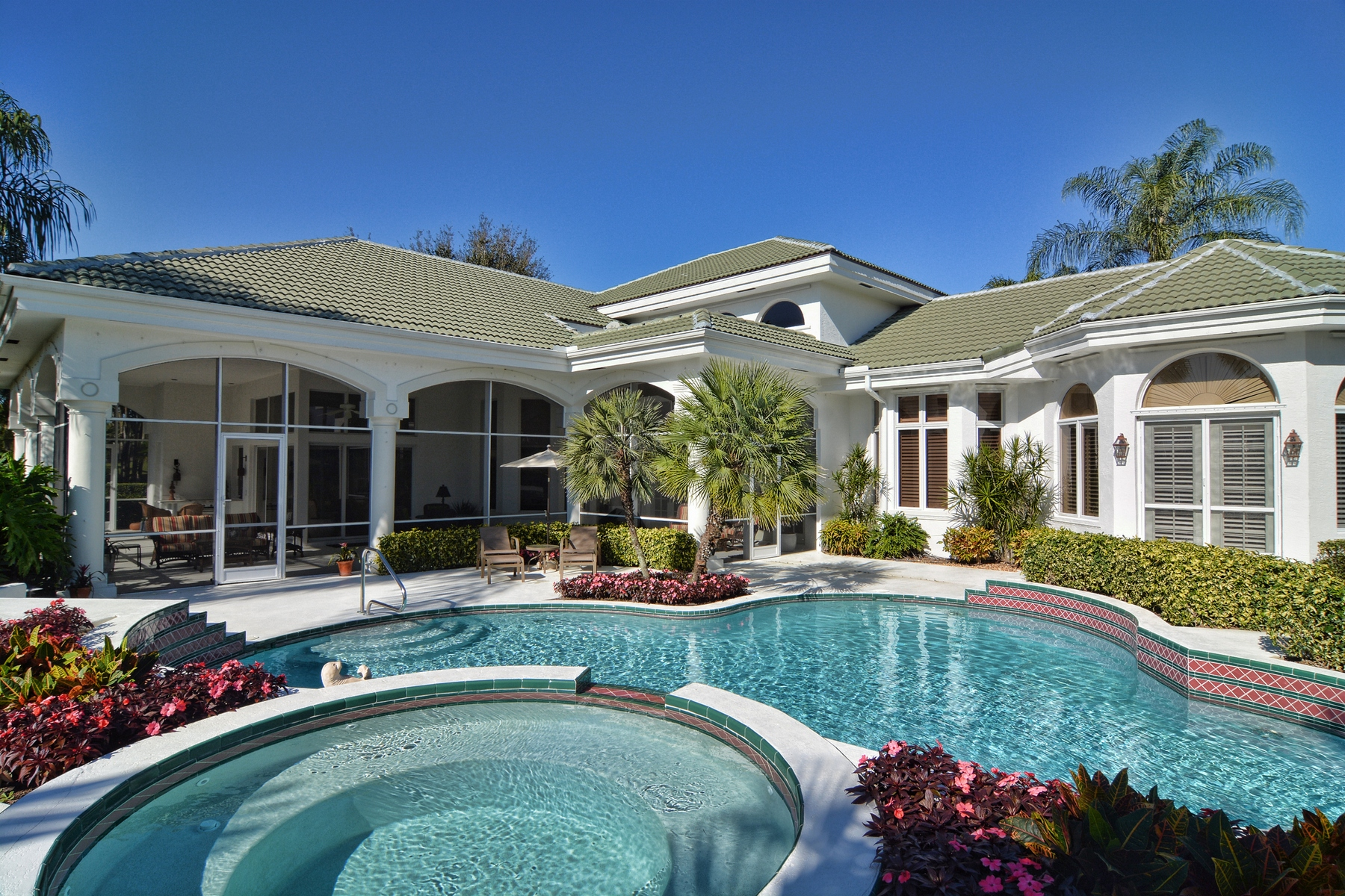 Single Family Home for Sale at 218 Echo Drive The Loxahatchee Club, Jupiter, Florida, 33458 United States