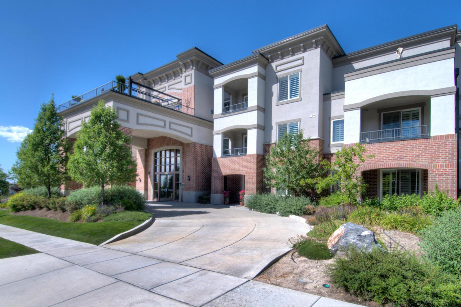 Condominium for Sale at Beautiful Country Club Ridge Condo 2665 Parleys Way Unit 116 Salt Lake City, Utah 84109 United States