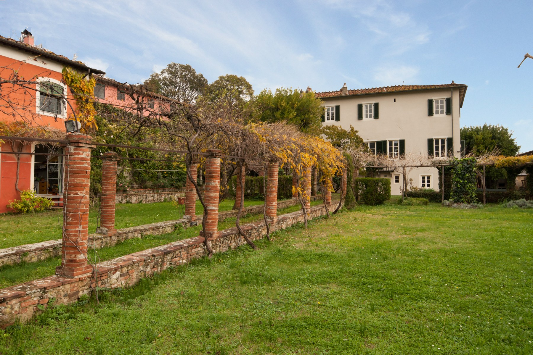 Single Family Home for Sale at Enchanting property in Lucca countryside San Lorenzo di Moriano Lucca, 55100 Italy