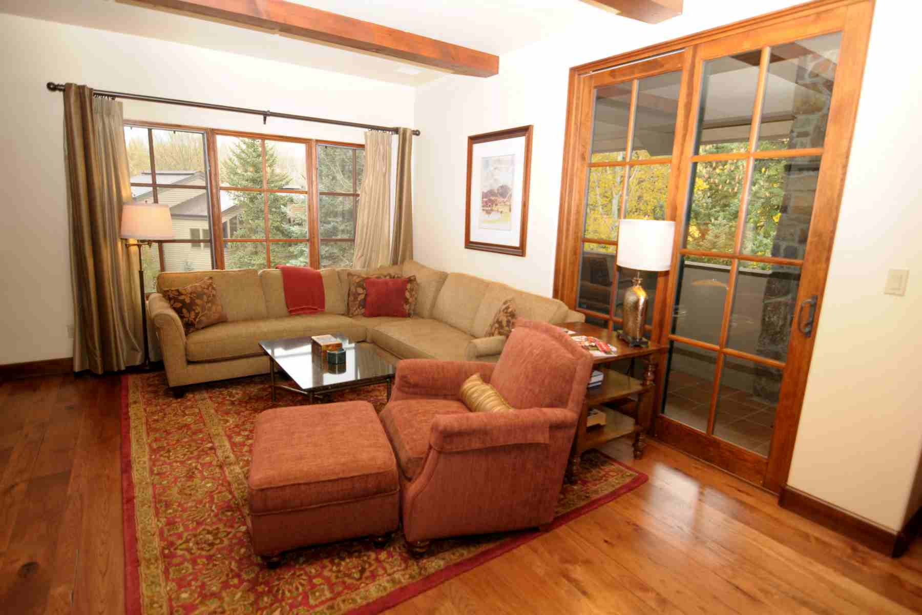 Single Family Home for Sale at Exceptional In Town Condo 680 E Sun Valley Rd #1 Ketchum, Idaho 83340 United States