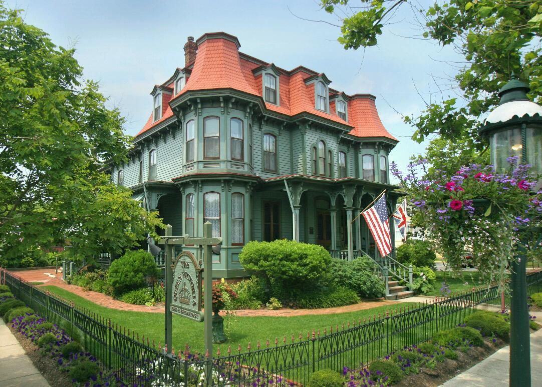 Bed and Breakfast for Sale at The Queen Victoria Cape May, New Jersey 08204 United States