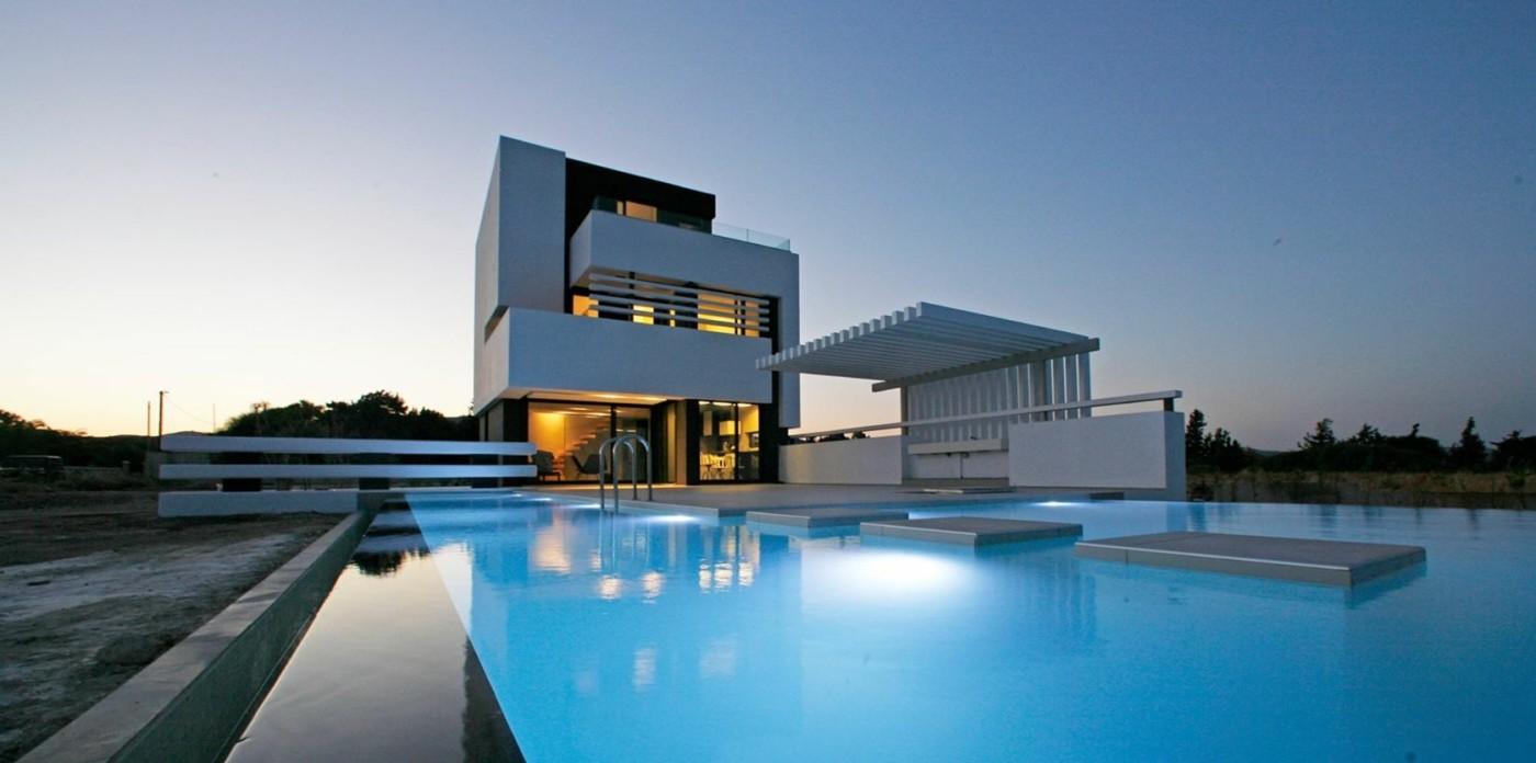 단독 가정 주택 용 매매 에 Beachfront Retreat Rhodes, 서던 에게, 그리스