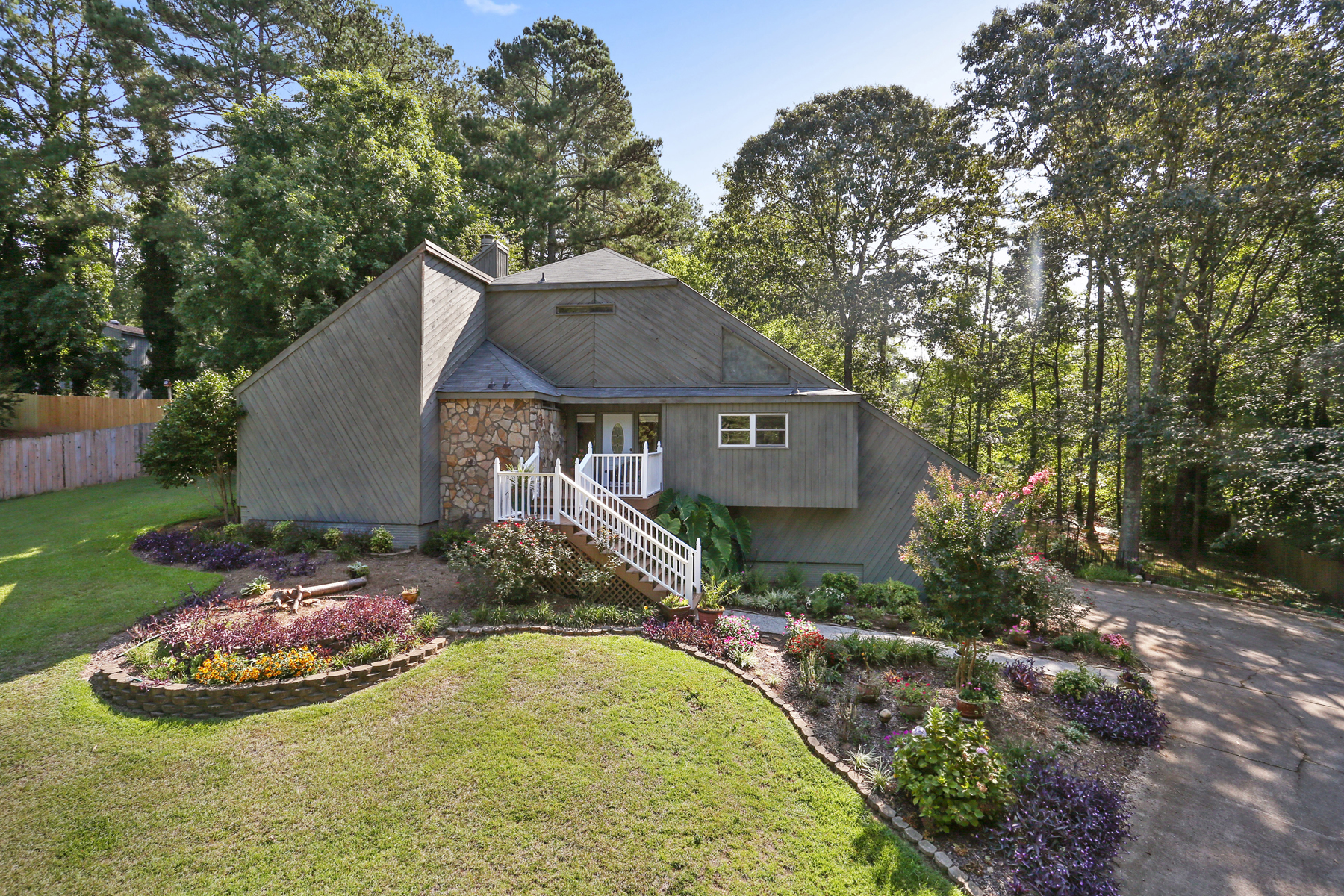 Additional photo for property listing at Cool Contemporary In Cedar Forks 2240 Cedar Forks Court Marietta, Georgia 30062 Stati Uniti