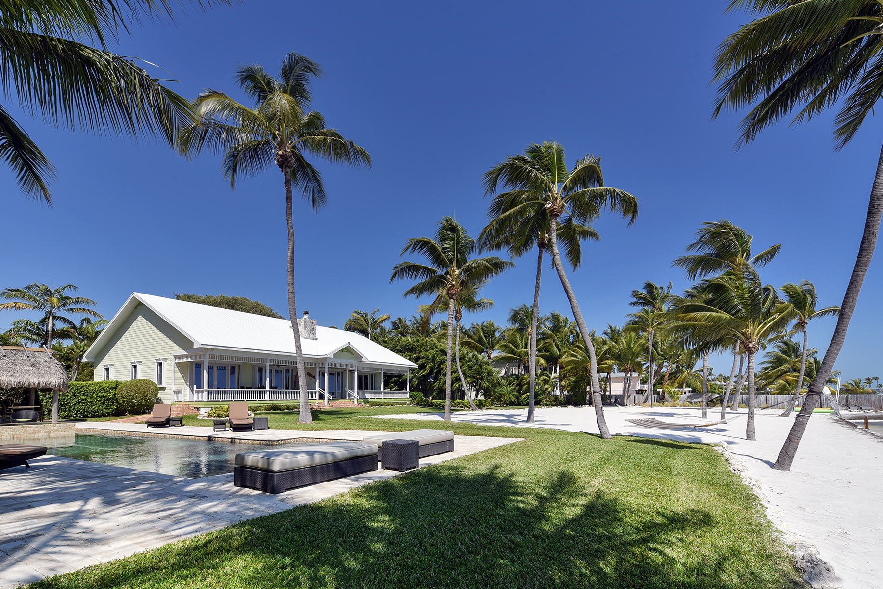 sales property at Exquisite Oceanfront Estate