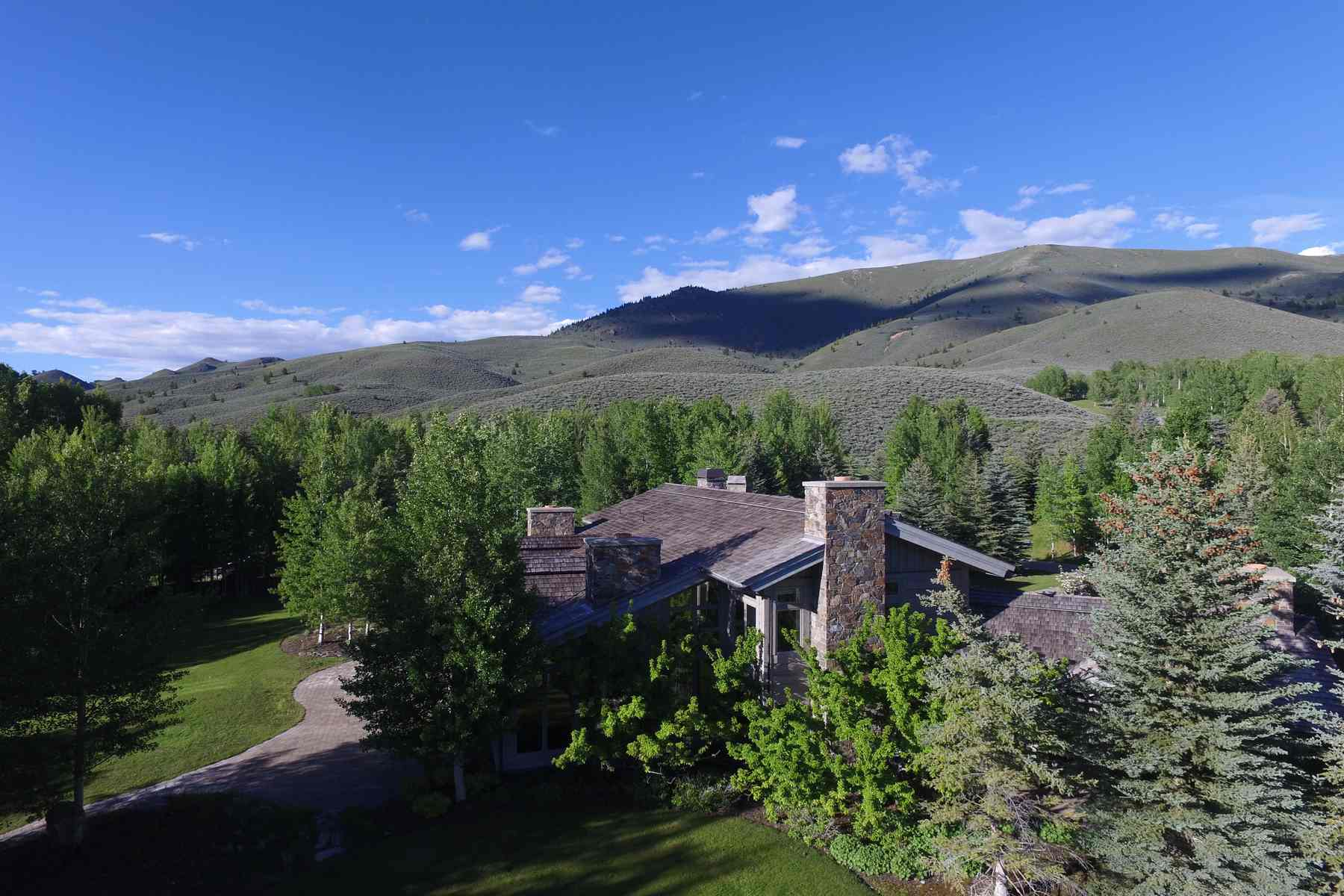 sales property at Sun Valley's Most Exclusive Estate