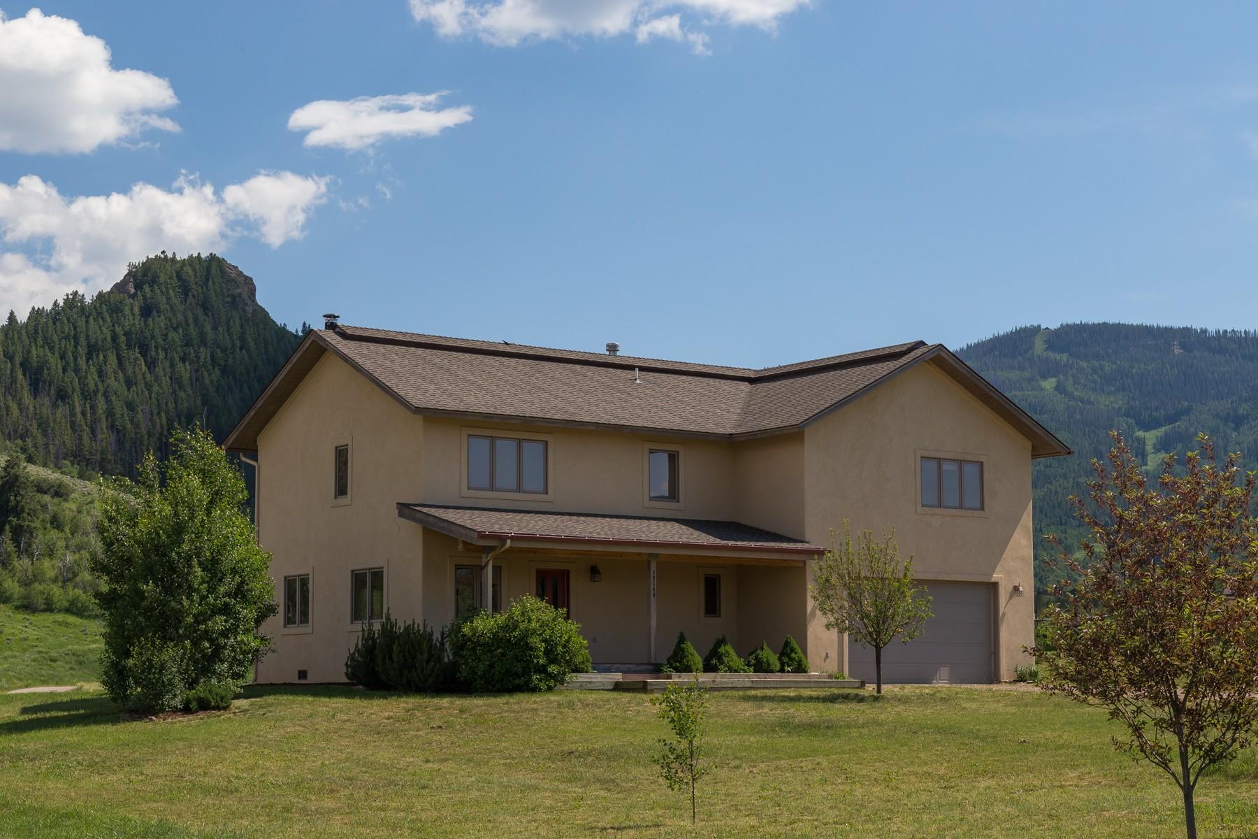 Einfamilienhaus für Verkauf beim Oak Creek Home 580 Ormega Way Oak Creek, Colorado 80467 Vereinigte Staaten