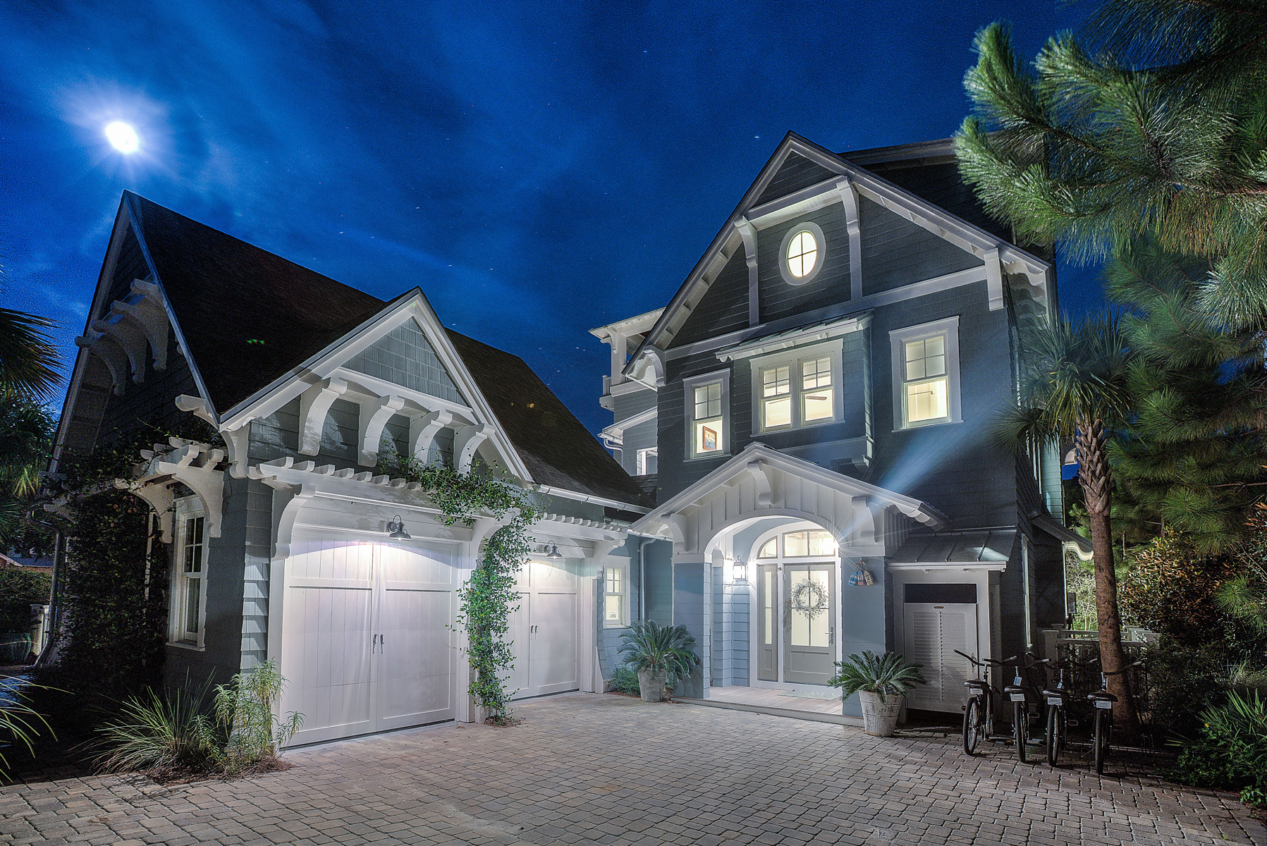 Single Family Home for Sale at STUNNING ESTATE IS A MASTERPIECE OF DESIGN AND DETAIL 152 Yacht Pond Lane Watersound, Florida, 32461 United States