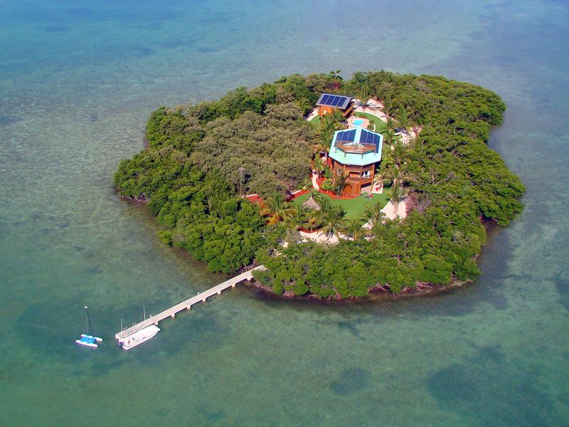 Vivienda unifamiliar por un Venta en Melody Key Private Island 1 Melody Key Summerland Key, Florida 33042 Estados Unidos