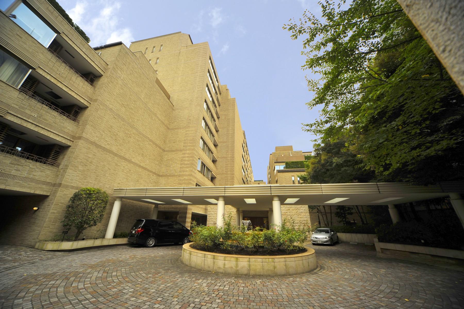Apartamento para Venda às The House Minami Azabu Minamiazabu, Minato-Ku, Tokyo Japão