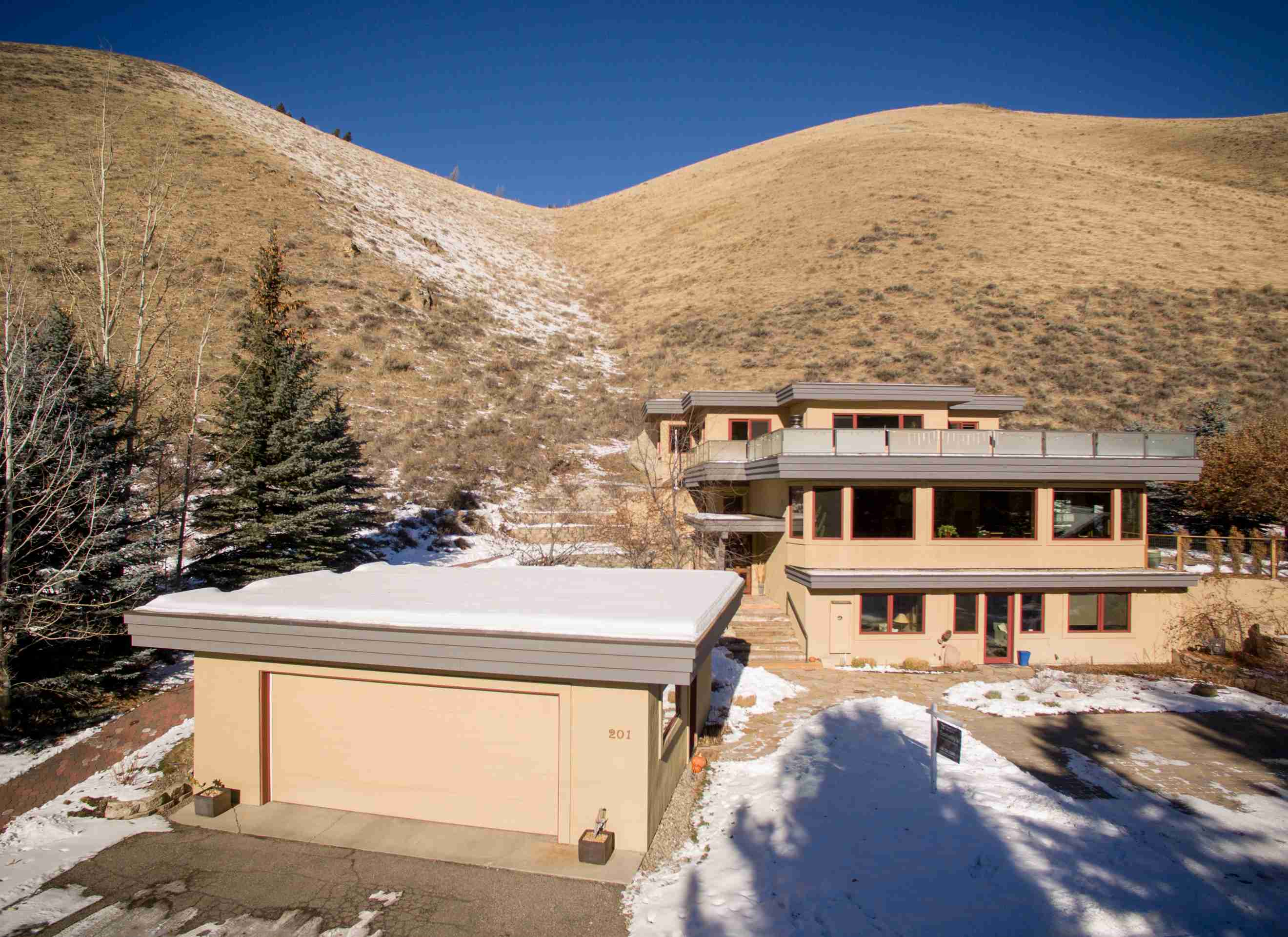 Property For Sale at Spectacular Warm Springs Home