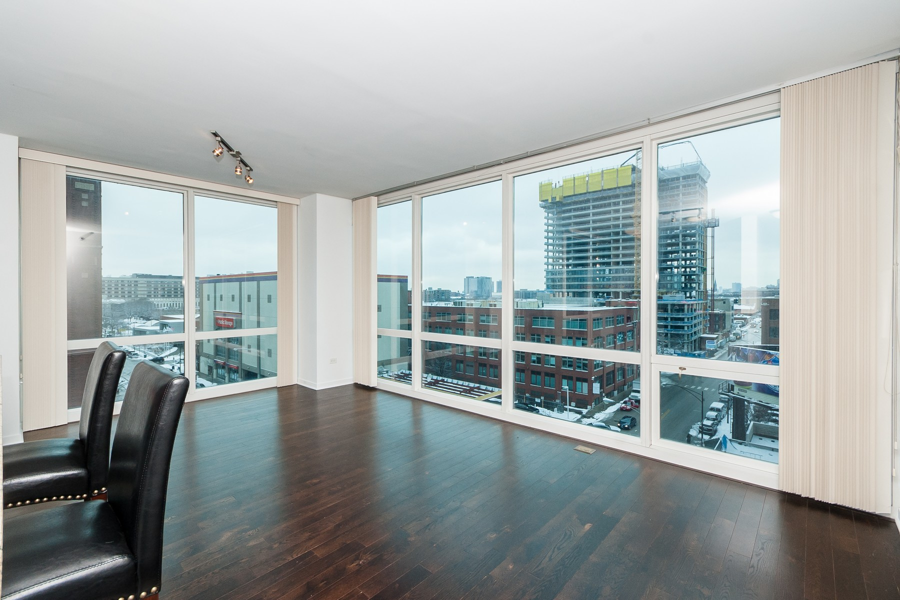 Condominium for Sale at Incredible River North Condo 757 N Orleans Street Unit 609 Near North Side, Chicago, Illinois 60654 United States