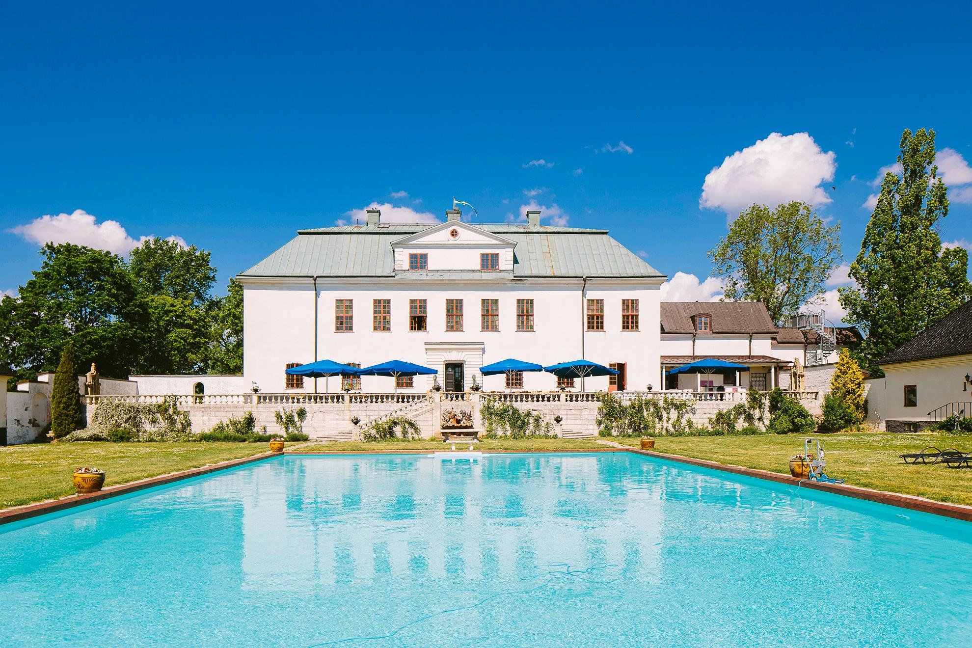 sales property at Spectacular Haringe Castle