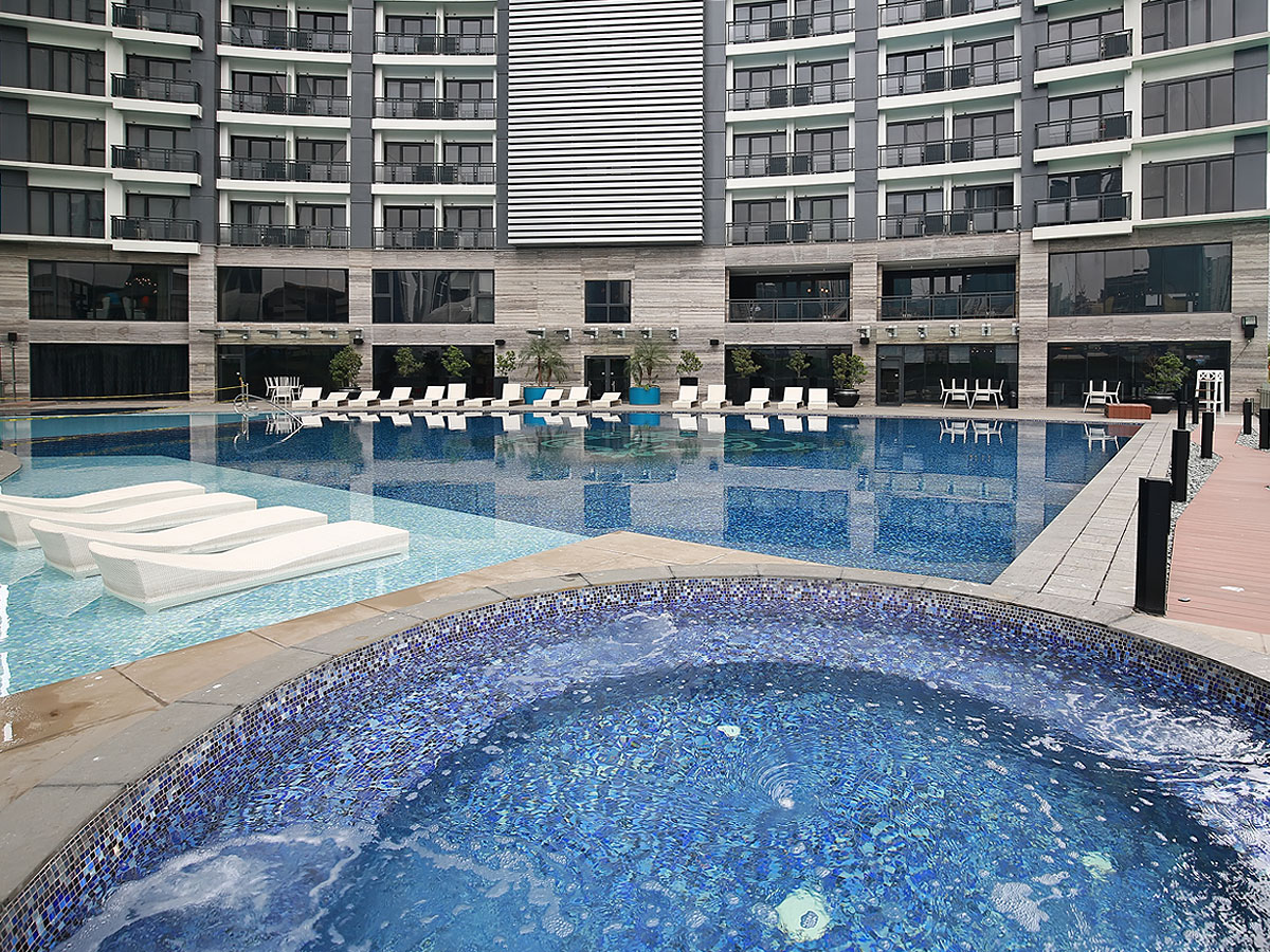 Condominium for Sale at Fully Furnished 2 Bedroom Flat at The Knightsbridge Residences Makati, Luzon 1210 Philippines