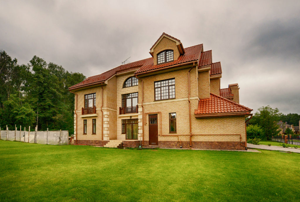 sales property at Cottage in the Belgian countryside, New Moscow, village Letovo