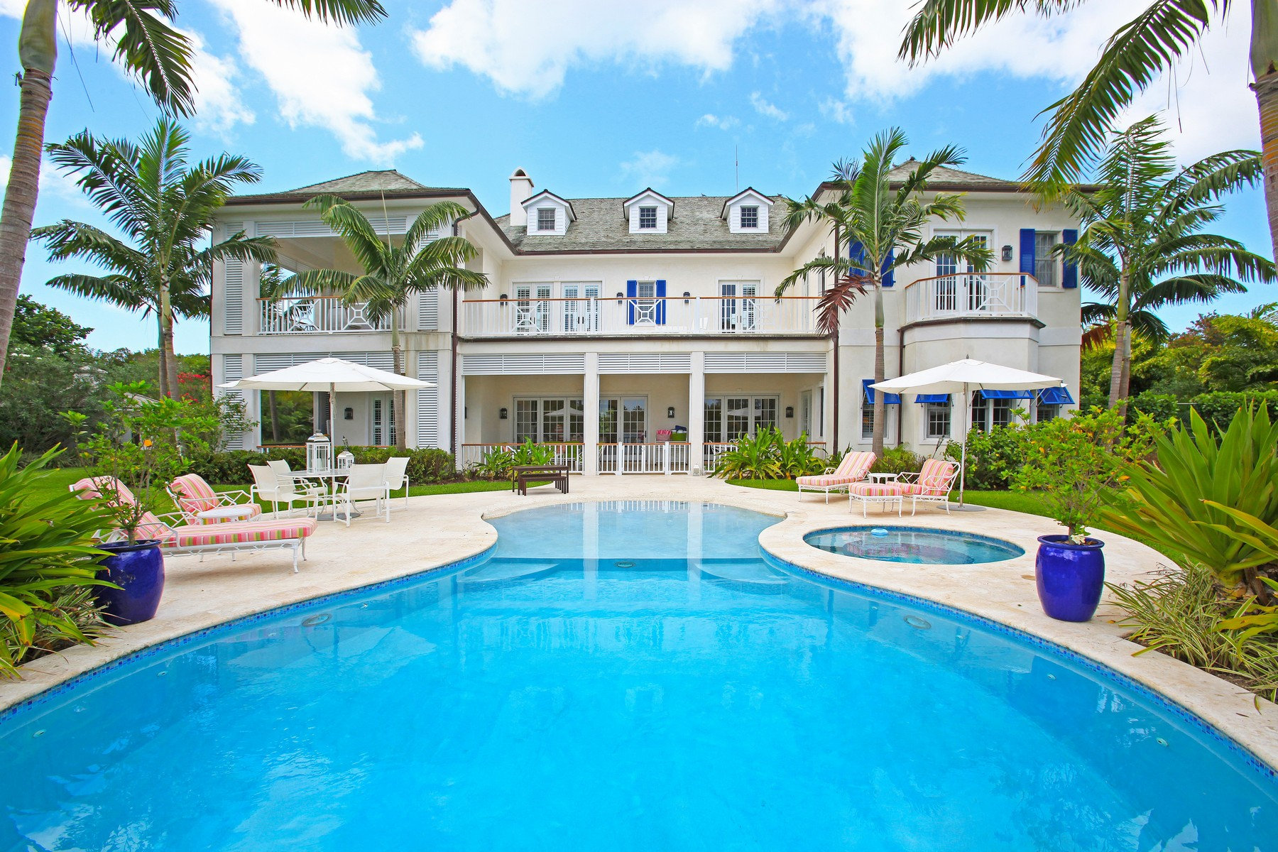 Single Family Home for Sale at The Cuckoo's Nest Lyford Cay, Nassau And Paradise Island, Bahamas