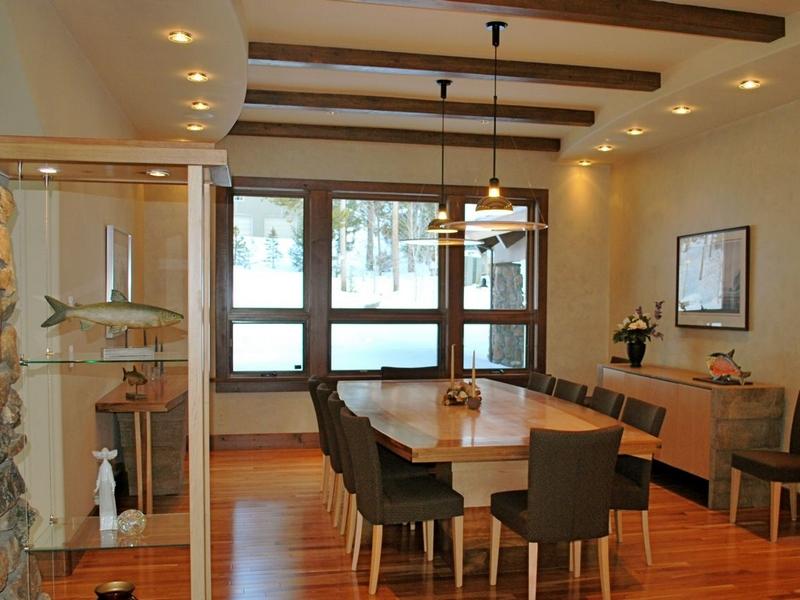 Property Of Elegant Sawtooth Home