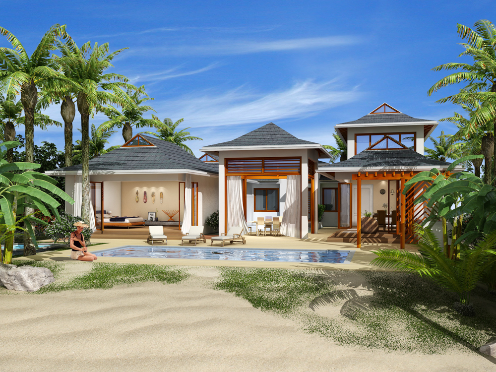 Single Family Home for Sale at Sirocco Villa C, Colliers East End, Cayman Islands