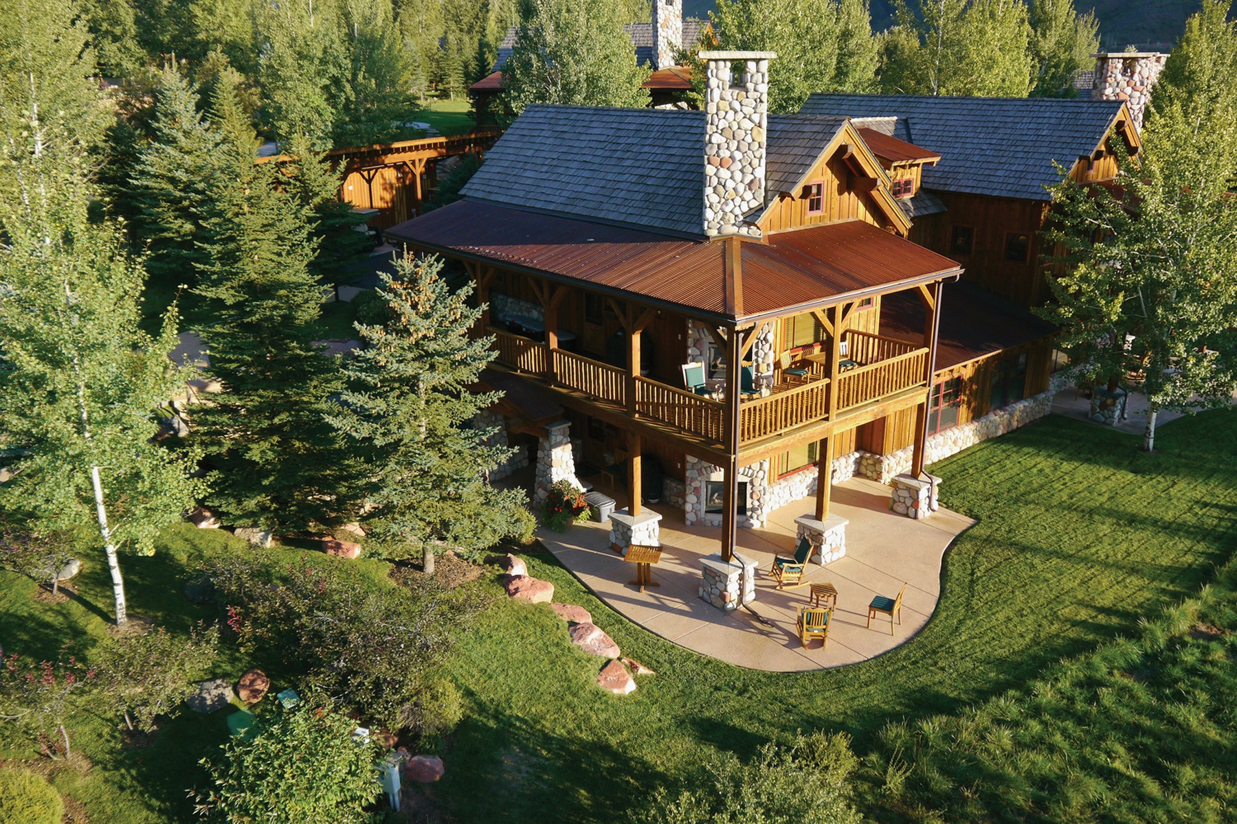 sales property at Roaring Fork Club